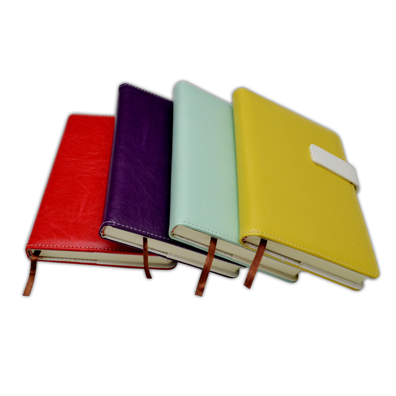Business PU leather notebook