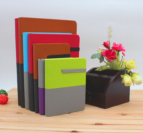 Creative notebook, diary, notepad custom