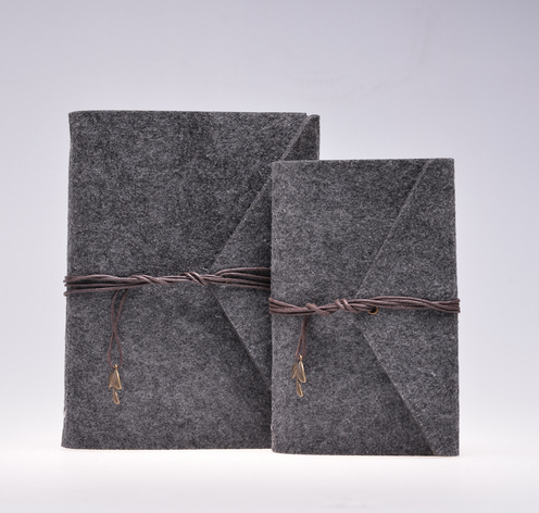 Felt notebook manufacturer