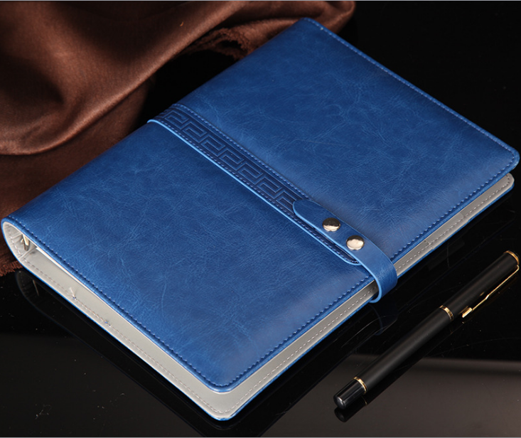 Loose-leaf notebook